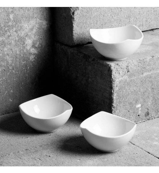 AMBITION SALSA Komplet 3 salaterek 100 ml / porcelana