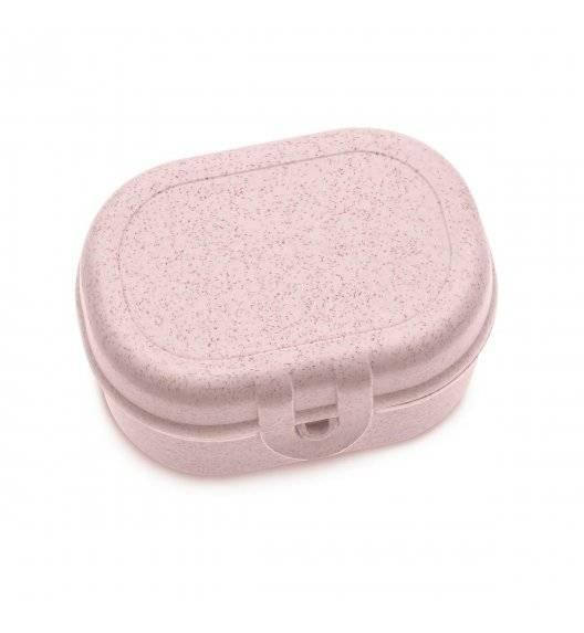 KOZIOL PASCAL Lunchbox / pojemnik mini na żywność / różowy