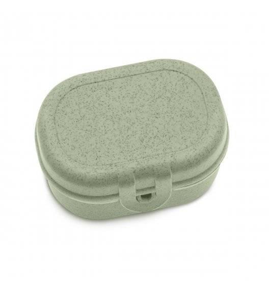 KOZIOL PASCAL Lunchbox / pojemnik mini na żywność / zielony