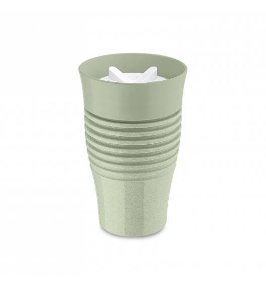 KOZIOL Kubek termiczny 400 ml / zielony