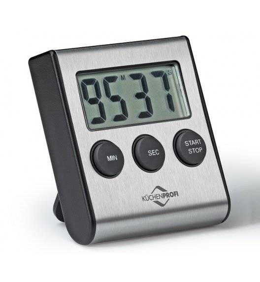 KUCHENPROFI PRIMUS Minutnik cyfrowy / do 99 minut i 59 sekund
