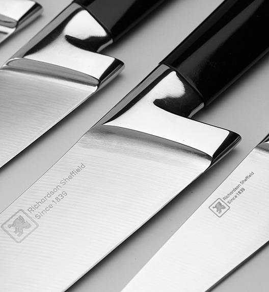 WYPRZEDAŻ! AMEFA RICHARDSON SHEFFIELD Zestaw 3 noży kuchennych One70