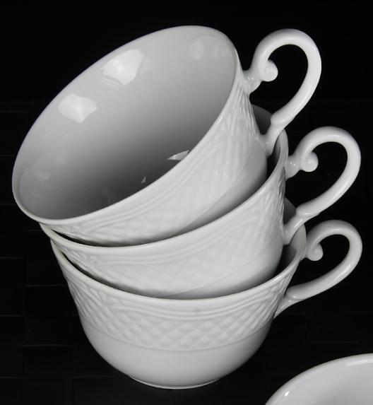WYPRZEDAŻ! LUBIANA ARIANNA Zestaw 5 filiżanek / porcelana
