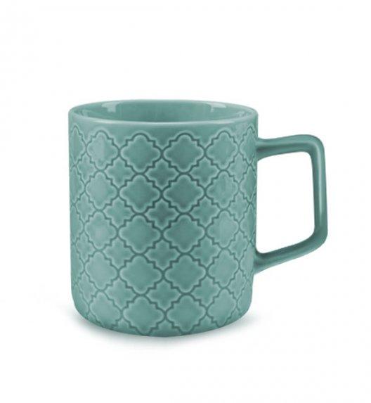 LUBIANA MARRAKESZ K5 Kubek 400 ml / morski / porcelana