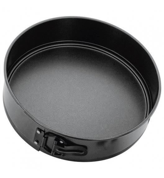 WYPRZEDAŻ! STELLAR Okrągła forma do ciasta / tortownica 25 cm / stal węglowa