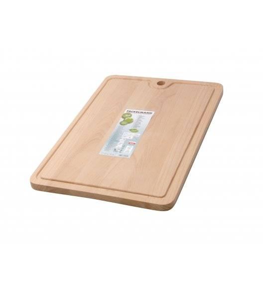 WYPRZEDAŻ! FACKELMANN NATURE Deska kuchenna 40 x 26 cm / drewno sosnowe