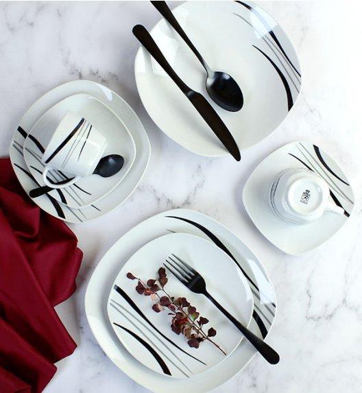 ARZBERG COSMOS Niemiecki serwis obiadowo-kawowy 60 el / 12 os / porcelana