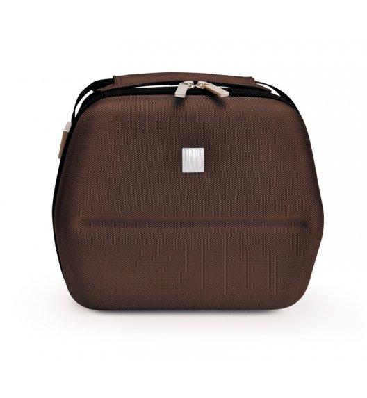Elegancka torba na lunch z pojemnikami Bag Eva Iris w kolorze brązowym / Btrzy