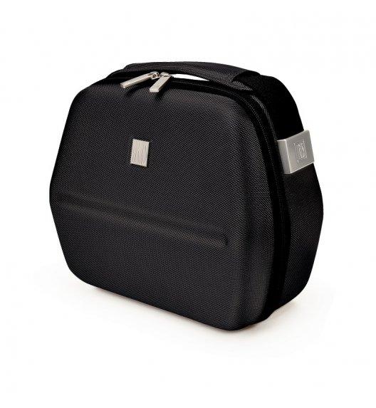 Elegancka torba na lunch z pojemnikami Bag Eva Iris w kolorze czarnym / Btrzy