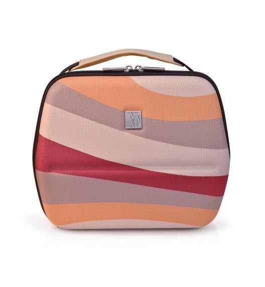 Stylowa torba na lunch z pojemnikami Bag Eva in London Iris w kolorze beżowym / Btrzy