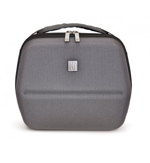 Elegancka torba na lunch z pojemnikami Bag Eva marki Iris w kolorze szarym / Btrzy