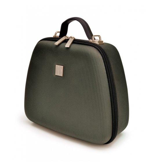 Elegancka torba na lunch z pojemnikami Bag Lola marki Iris w kolorze zielonym / Btrzy