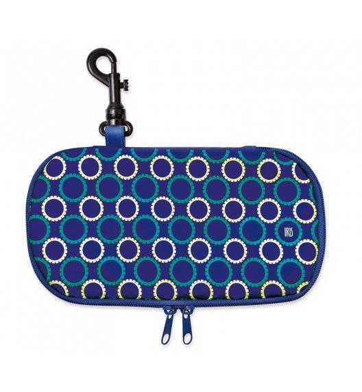 Organizer podłużny na kanapkę i przekąski Lunch Bag Teen Girl marki Iris w kolorze niebieskim / Btrzy