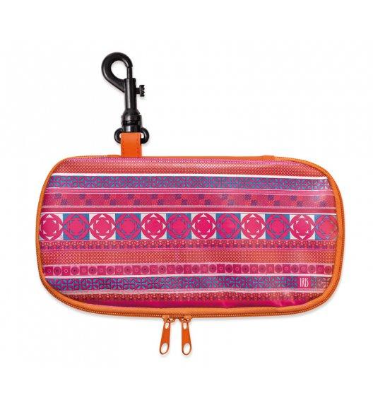 Organizer podłużny na kanapkę i przekąski Lunch Bag Teen Girl marki Iris w kolorze pomarańczowym / Btrzy