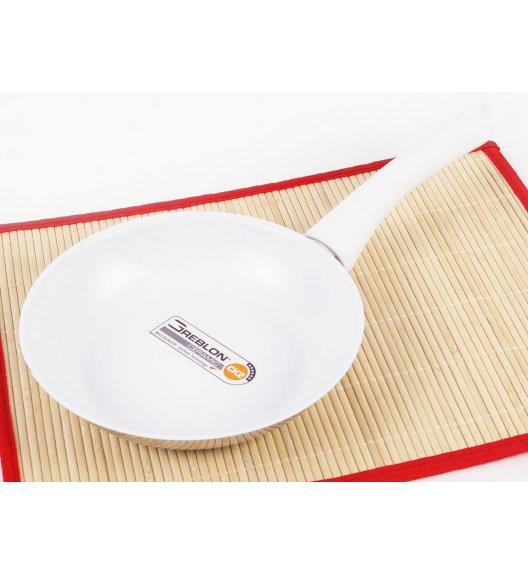 ODELO INOX Patelnia z ceramiczną powłoką Greblon ® 20 cm