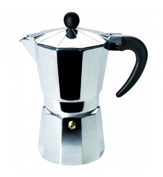 Kawiarka do espresso Tadar Venetto aluminium 450 ml/ 9 filiżanek - STALOWA