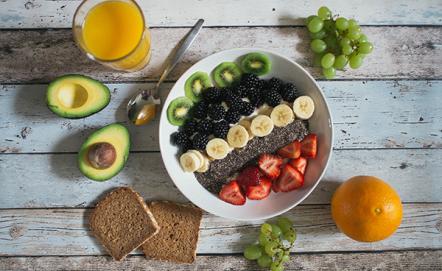 5 pomysłów na szybkie śniadanie